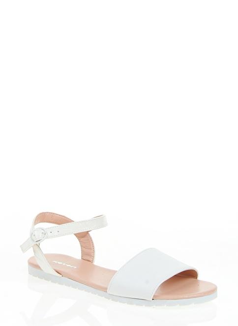Koton Sandalet Beyaz